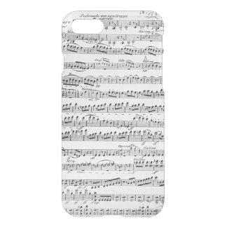 Musique de feuille pour l'ouverture à 'Egmont Coque iPhone 8/7