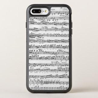 Musique de feuille pour l'ouverture à 'Egmont Coque OtterBox Symmetry iPhone 8 Plus/7 Plus