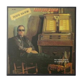 Musique de juke-box de Doug Sahm Petit Carreau Carré