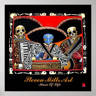 Musique de la vie posters