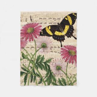 Musique de papillon de marguerite