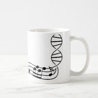 Musique : elle est en mon ADN Mug