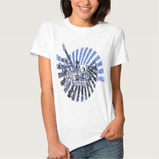 Musique grunge t-shirt