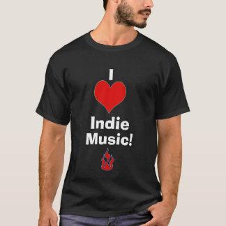 Musique indépendante CHAUDE T T-shirt