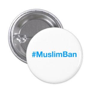 #MuslimBan Badge