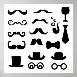 MustacheAndMore2 Affiche