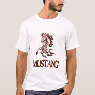 Mustang 17 t-shirt