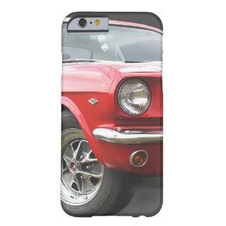 mustang 1966 de coque iphone coque iPhone 6 barely there