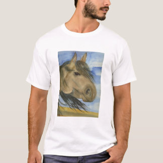 Mustang américain t-shirt