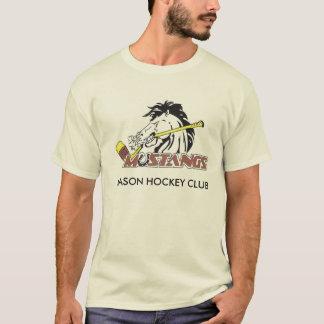 Mustang, CLUB d'HOCKEY de MAÇON T-shirt