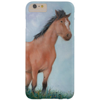 Mustang Coque iPhone 6 Plus Barely There
