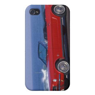 mustang coque iPhone 4/4S