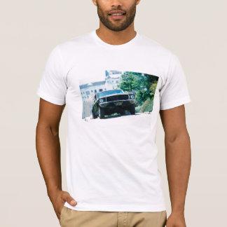 Mustang de Bullit T-shirt