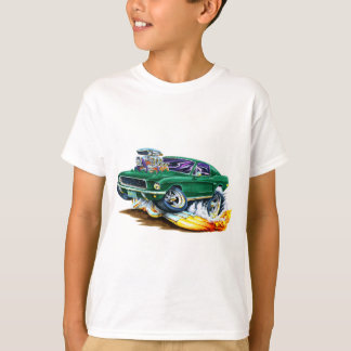 Mustang de Bullitt avec le grand moteur T-shirt