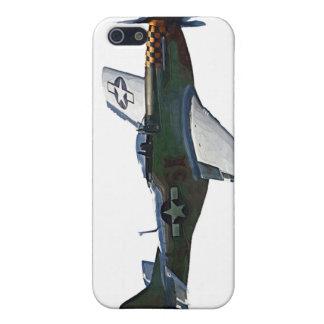 Mustang de P-51D Étuis iPhone 5