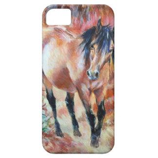 Mustang de peau de daim coque iPhone 5 Case-Mate