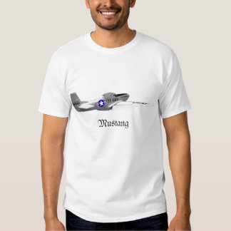 Mustang, mustang t-shirts