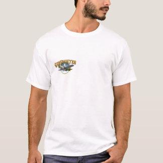Mustang nord-américain d'aviation du bandit P51 T-shirt