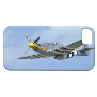 Mustang nord-américain de P-51D, petit cheval Coque Barely There iPhone 5