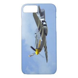 Mustang nord-américain de P-51D, petit cheval Coque iPhone 7