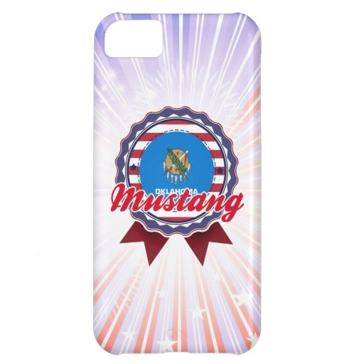 Mustang, OK Coques Pour iPhone 5C