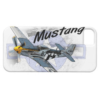 Mustang P51 Coques iPhone 5 Case-Mate