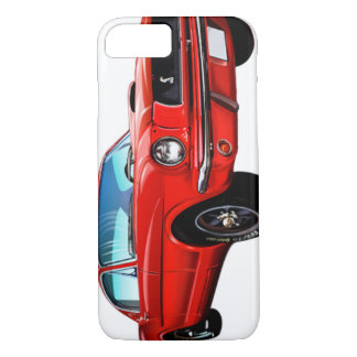 Mustang rouge coque iPhone 7