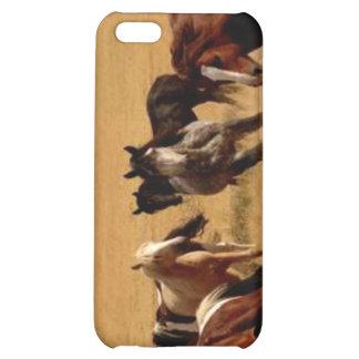Mustangs Étui iPhone 5C