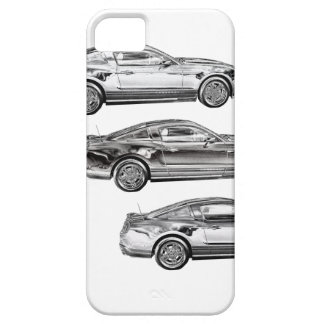 Mustangs ! coques Case-Mate iPhone 5
