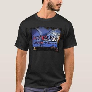 Mutilation Kidd - chemise de théorie de chaos T-shirt