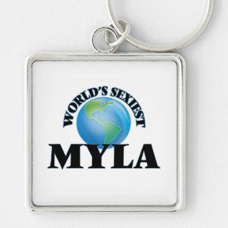 Myla le plus sexy du monde porte-clé