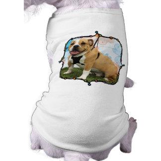 Mylo - bouledogue anglais t-shirts pour chien