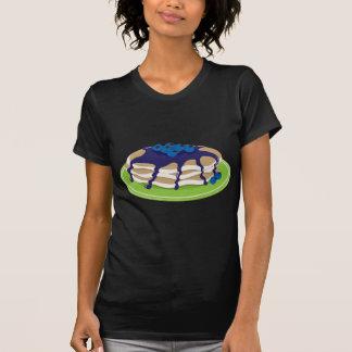 Myrtille de crêpes t-shirt