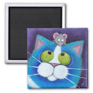 Myrtille et aimant Mousey petit