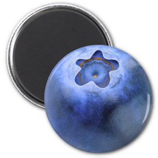 Myrtille Magnet Rond 8 Cm