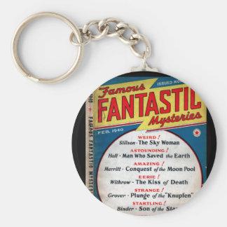 Mystères fantastiques célèbres v01 n05 porte-clé rond