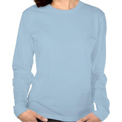 Mystique - longue douille de dames t-shirt