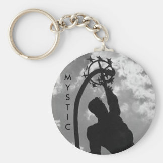 Mystique - porte - clé porte-clé rond