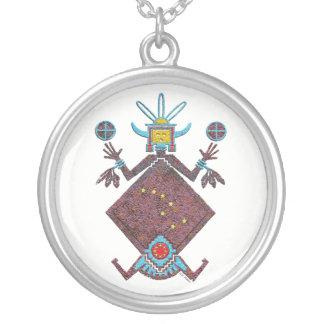 Mythologie de Navajo Pendentif Rond