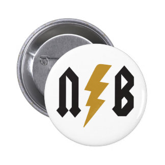 N.B. Foudre Badge