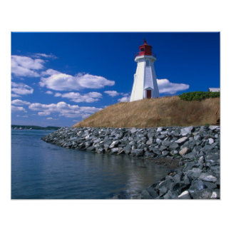Na, Canada, Nouveau Brunswick, île de Campobello.  Affiches