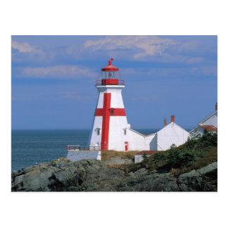 Na, Canada, Nouveau Brunswick, île de Campobello Carte Postale