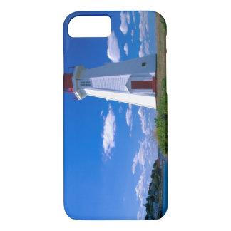 Na, Canada, Nouveau Brunswick, île de Campobello. Coque iPhone 7