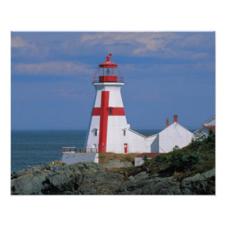 Na, Canada, Nouveau Brunswick, île de Campobello Posters