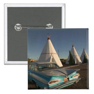 Na, Etats-Unis, Arizona, itinéraire 66, tipi de Ho Badges