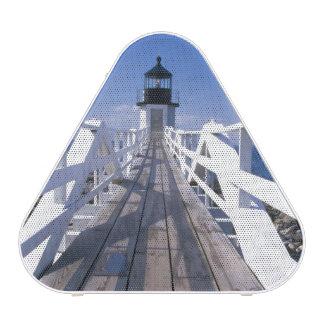 Na, Etats-Unis, Maine, port Clyde.  Point 2 de Haut-parleur Bluetooth