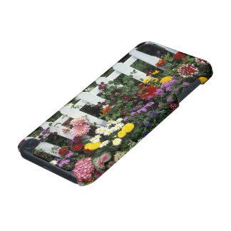 Na, Etats-Unis, Washington, Sammamish, piquet blan Coque iPod Touch 5G
