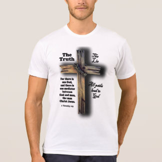 N'achetez pas le T-shirt de mensonge (tous les