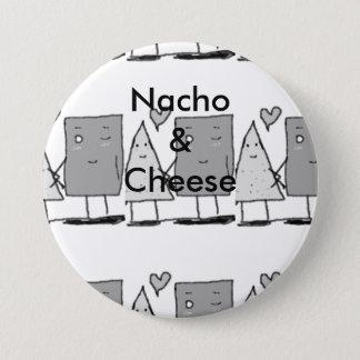 Nacho et fromage badge