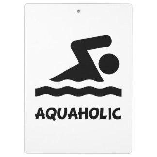 Nageur d'Aquaholic